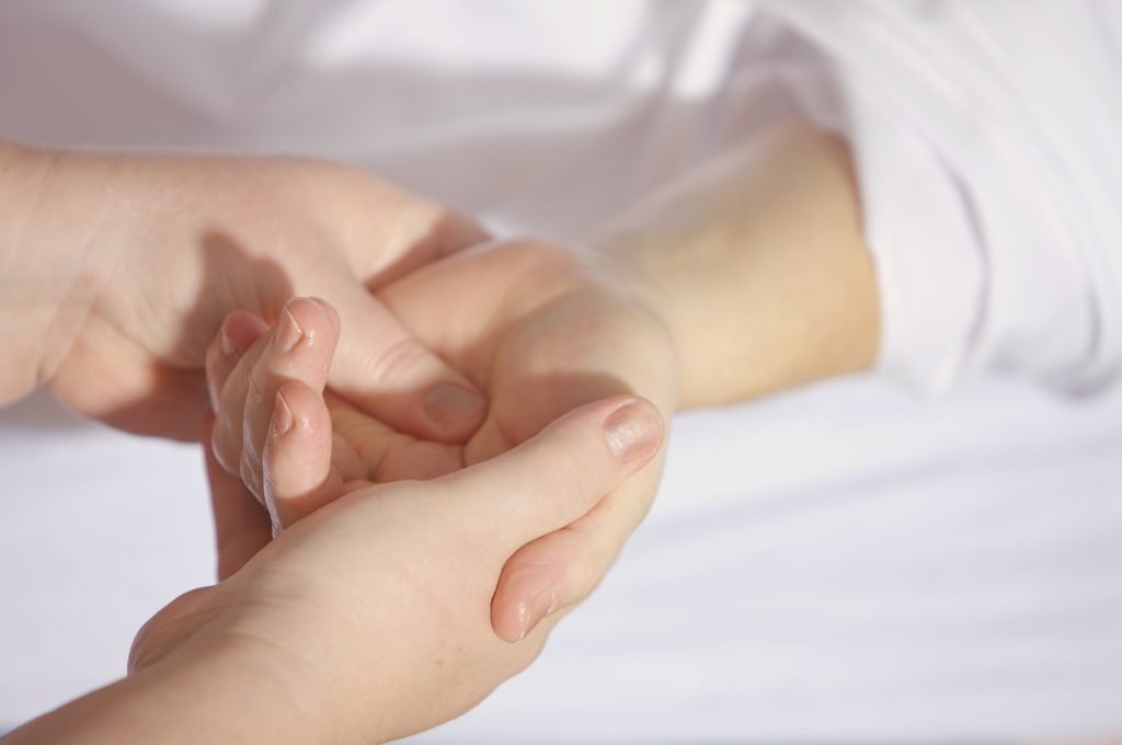 Cortisone injections may speed up recovery from  Triangular Fibrocartilage Complex (TFCC) Tear