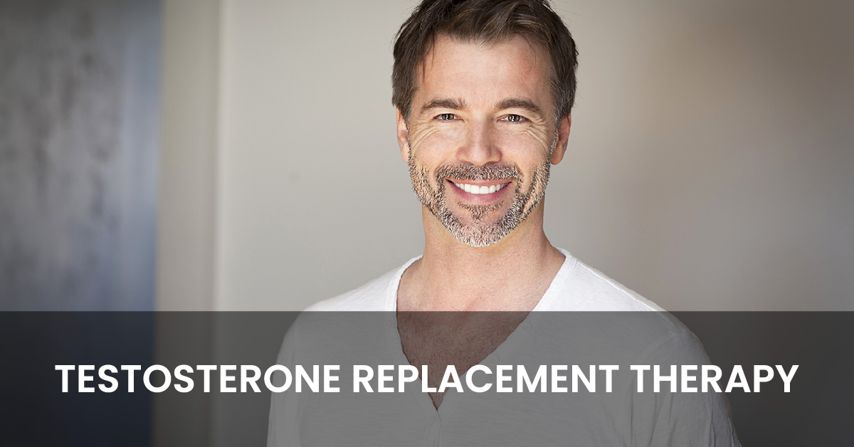 Testosterone Replacement Therapy (TRT)